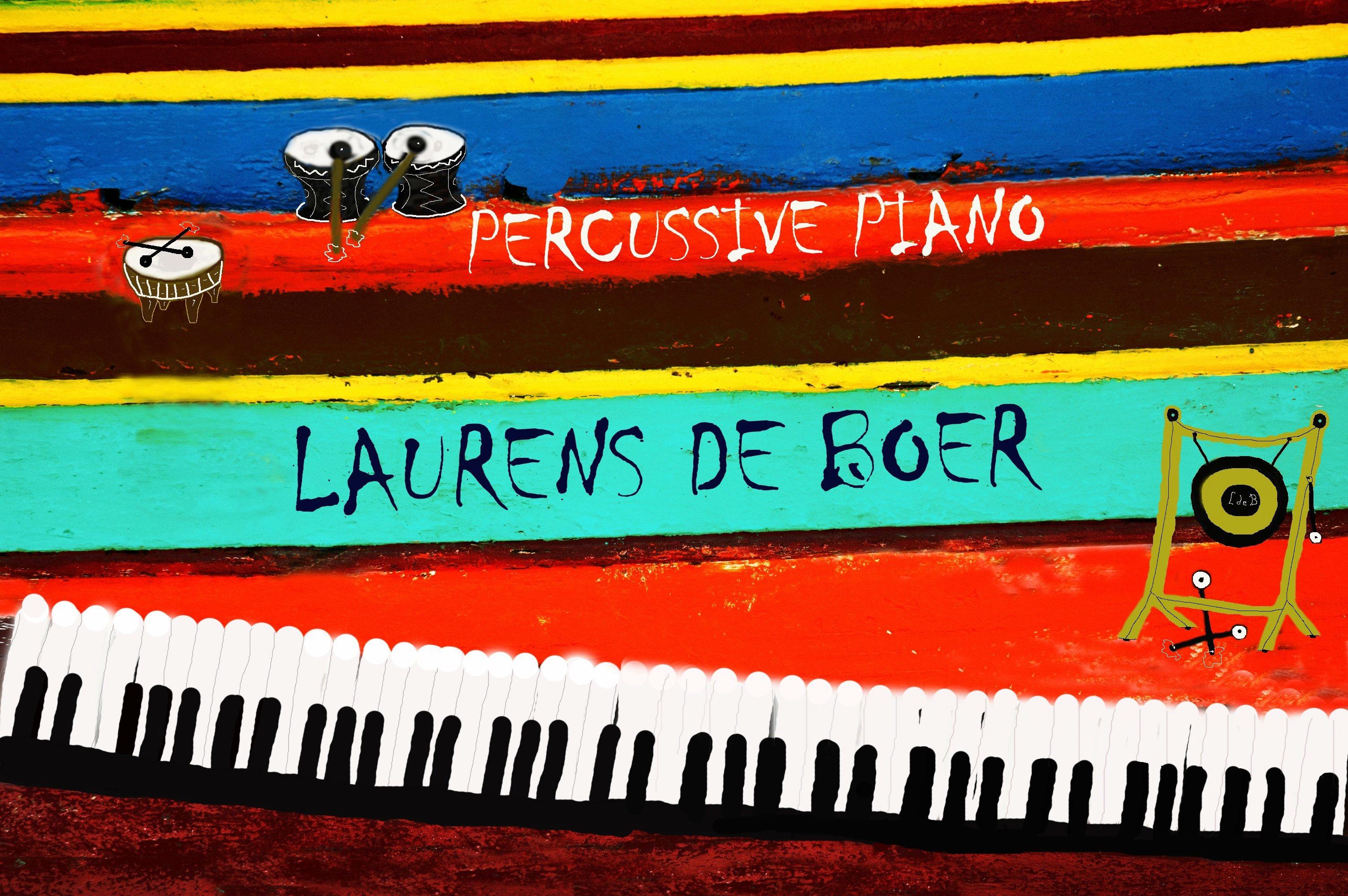 Artwork Percussive Piano 2014 credits Lex Koers compr
